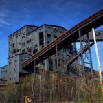 Abandoned Coal Break